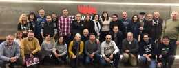 500 sindicalistes de la Foia de Bunyol, la Plana d'Utiel-Requena i la Vall d'Aiora abandonen CCOO i s'afilien a la Intersindical